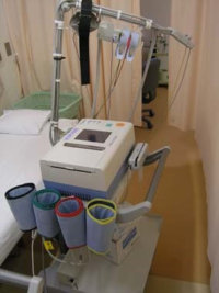 VS-1500A(血圧脈波検査装置)